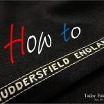 ハダースフィールドについて-How to Huddersfield-