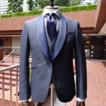 Navy Dinner Jacket Supply