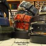 Made in Italy Belt 入荷
