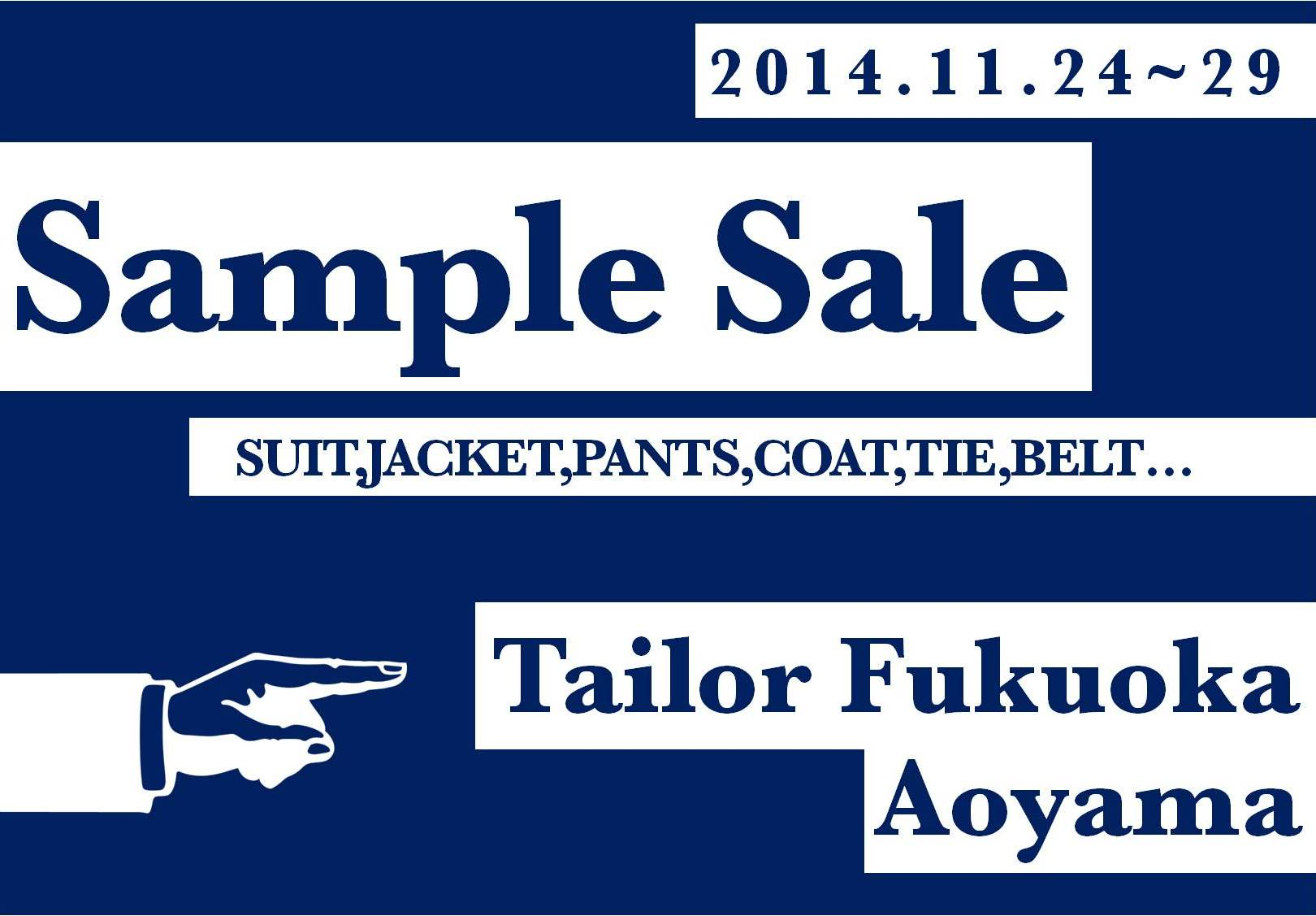 Aoyama Outlet Sale-1