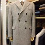 Double Short Chester Coat