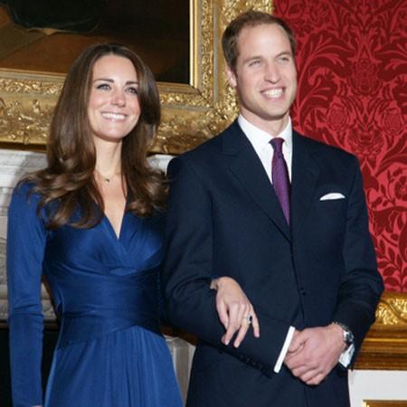 ウィリアム王子とケイト
