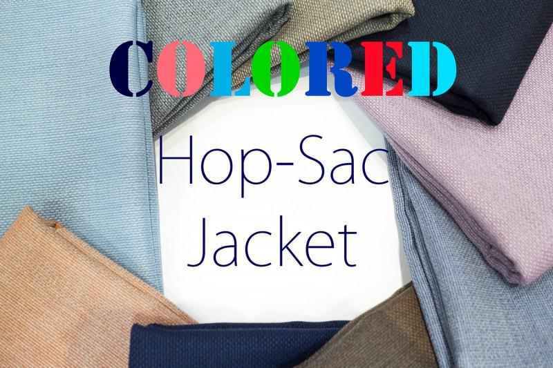 Colored Hop Sac Jacket POP