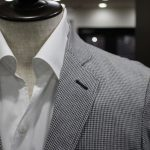 スーツの顔とも言える『衿』の種類 -衿巾編-