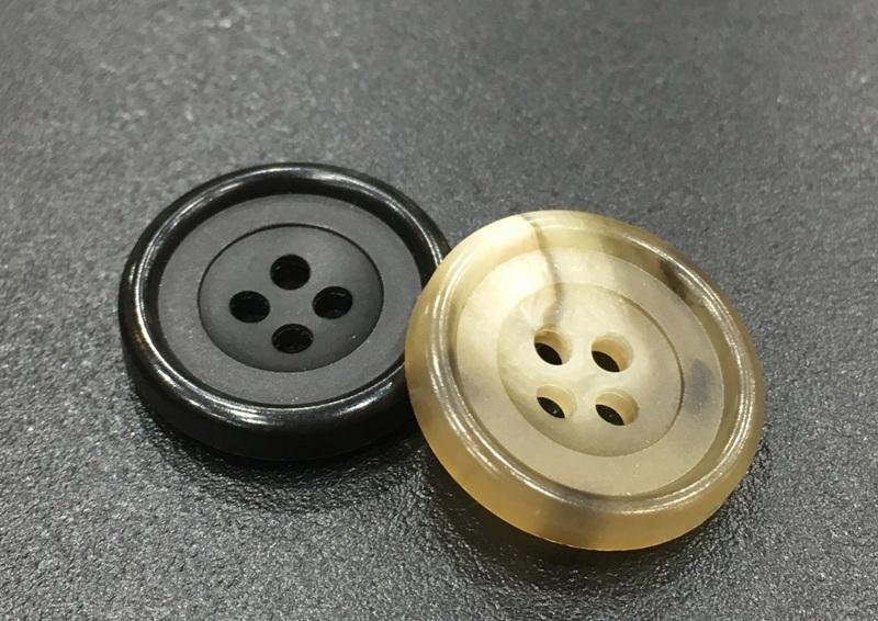 水牛風ボタン