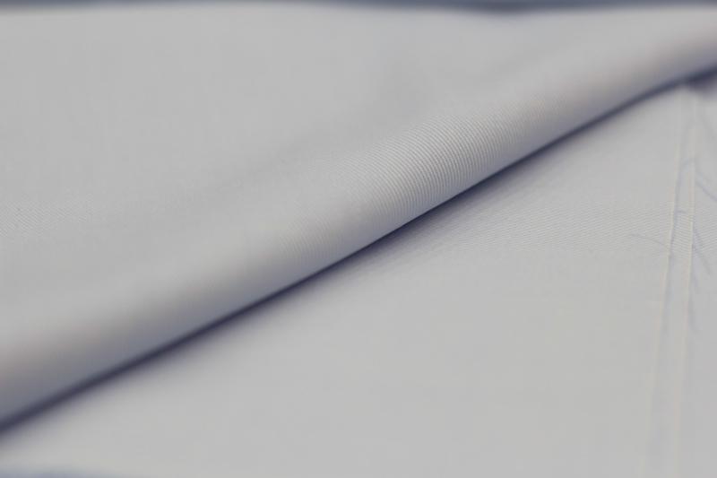 サックスブルー ツイル おすすめオーダーシャツ生地