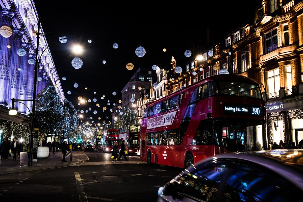 London Oxford Circus ロンドン オックスフォード サーカス