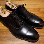 革靴のデザイン