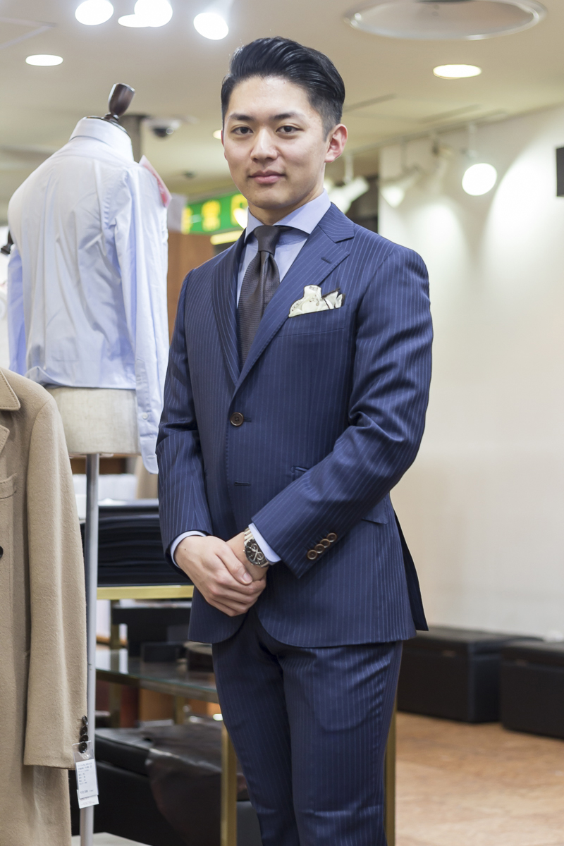 Mr.Y Order Made Suit Supply