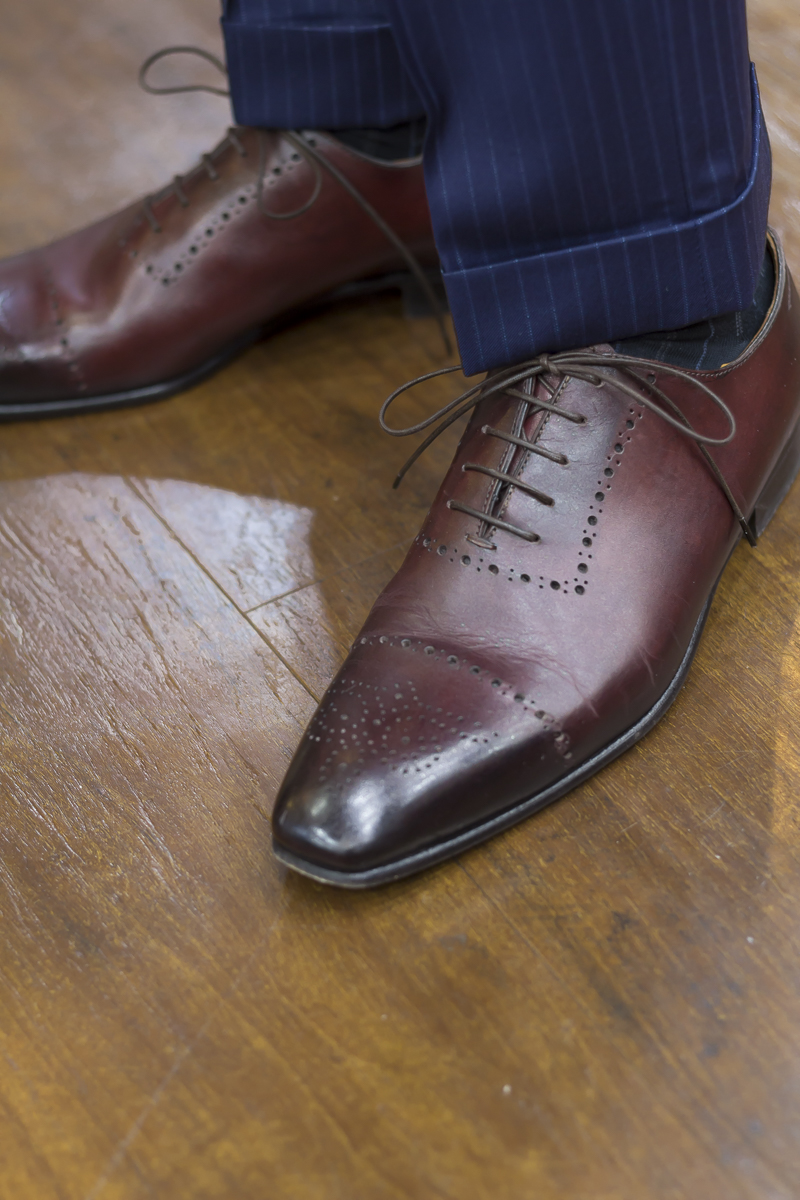 Mr.Y Order Made Suit Supply-Shoes