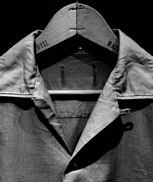 オープンカラーシャツイメージ