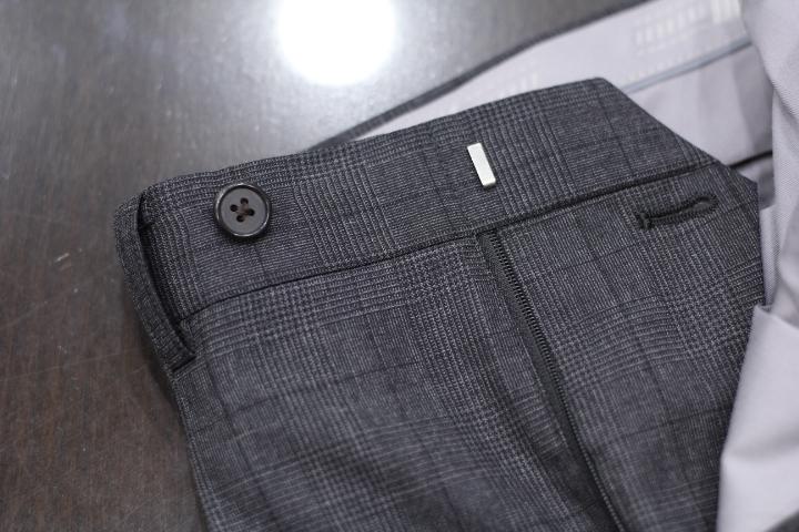 Sample Suit グレンチェック