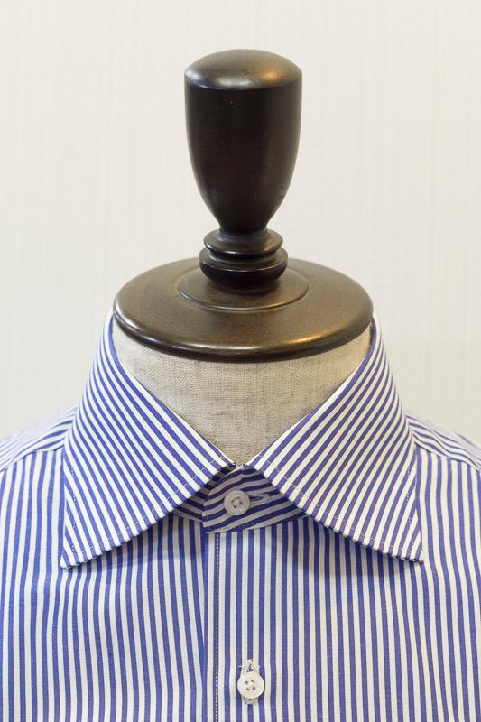 サルトリアワイド オーダーシャツ 衿型-4