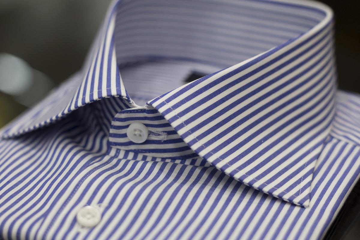 サルトリアワイド オーダーシャツ 衿型-1