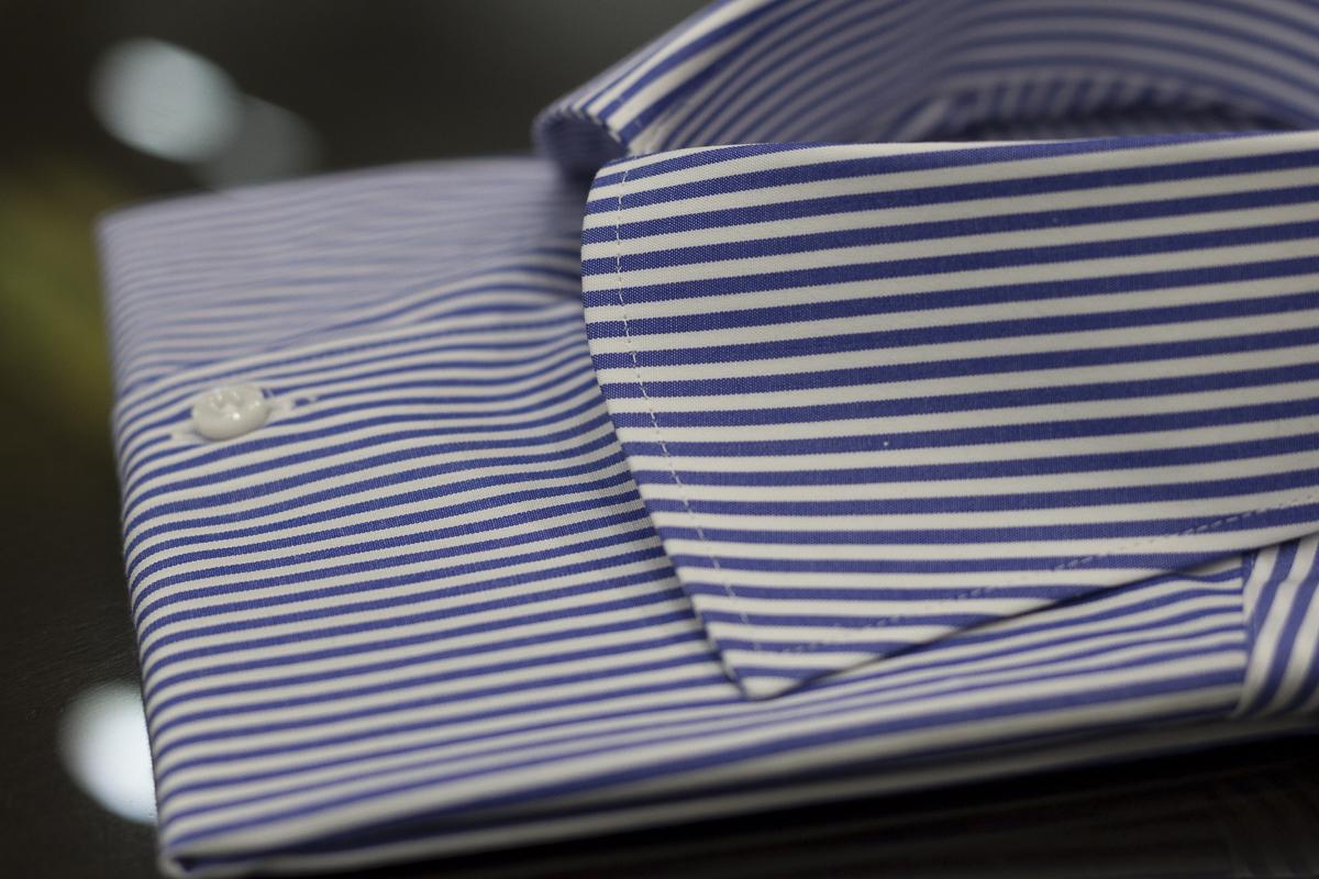 サルトリアワイド オーダーシャツ 衿型-2