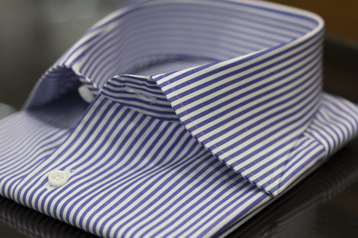 サルトリアワイド オーダーシャツ 衿型-3