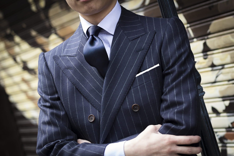 Tailor Fukuoka C model チャールズ ブリティッシュスタイル-3