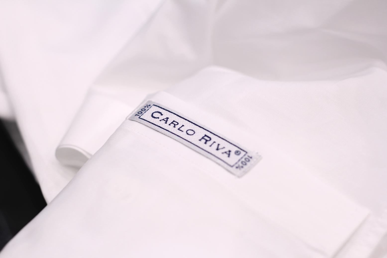 テーラーフクオカ カルロリーバ CarloRiva オーダーシャツ shirt shirting