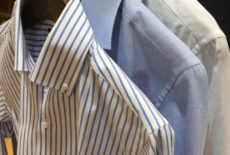 Leno clothオーダーシャツ