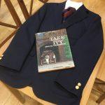 Navy Blazer -my order