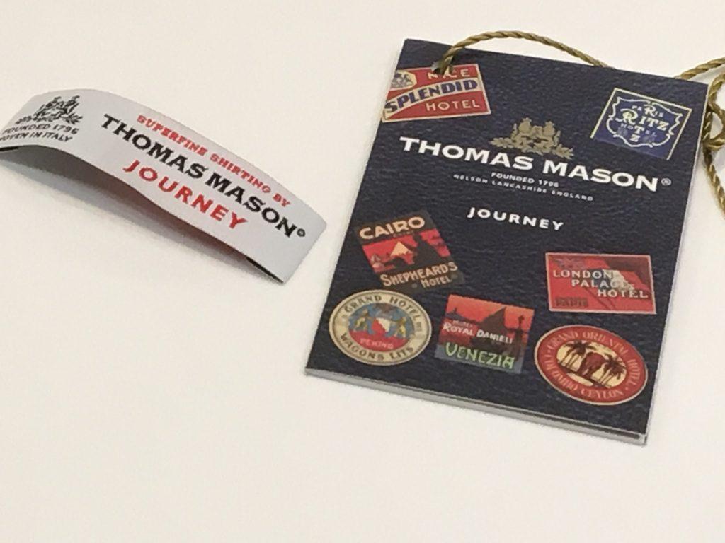 THOMAS MASON JOURNEY