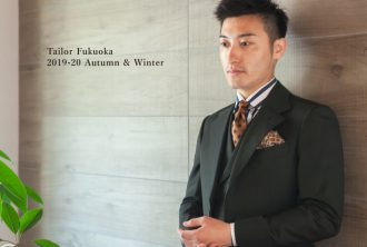 Tailor Fukuoka 2019-20 Autumn & Winter