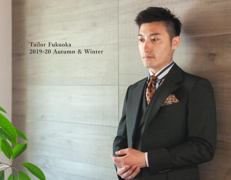 Tailor Fukuoka 2019-20 Autumn & Winter