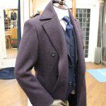 Harris Tweed コート
