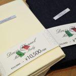 CANCLINIネルシャツ16,000円→10,500円です