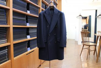 Chesterfield Coat(double)