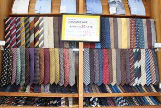 ネクタイ セール