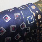 新作のネクタイについて