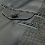 スーツの内側のポケット事情