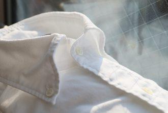 オックスフォードオーダーシャツ の洗い方