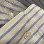 シャツの釦選びは重要なのか