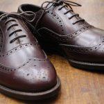 スタイルを構成する革靴と私物の紹介