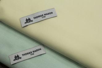 THOMAS MAISON トーマスメイソン オーダーシャツ生地 オックスフォード ピンオックスフォード テーラーフクオカ-2