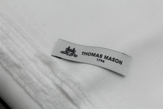 THOMAS MAISON トーマスメイソン オーダーシャツ生地 オックスフォード ピンオックスフォード テーラーフクオカ