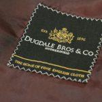 仕上がり紹介~Dugdale Bros.