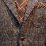 Order Jacket 【HARRIS TWEED】