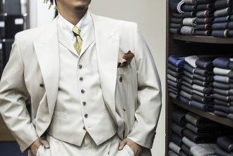 ズートスーツ ギャングスーツ