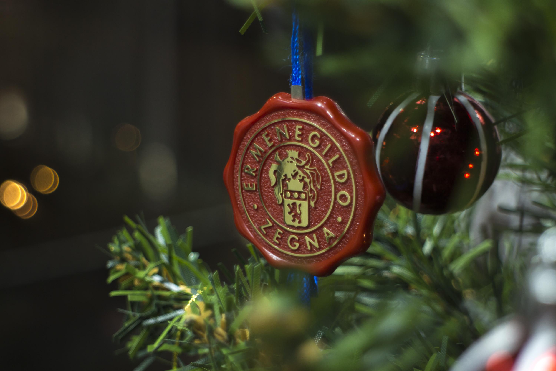 テーラーフクオカ新宿店 クリスマスツリー Xmas Christmas -3