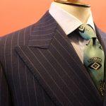 2021 Stripe Double Suit