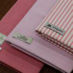 桜色のシャツはいかがでしょうか