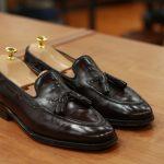 オーセンティックなスーツに合う靴