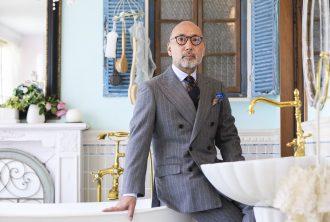 Tailor Fukuoka 2021-22AW Suit Styling-4