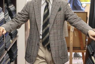 Lovat Mill Order Tweed Jacket Tailor Fukuoka ラバットミル ツイード オーダージャケット プレステージライン ボゥ